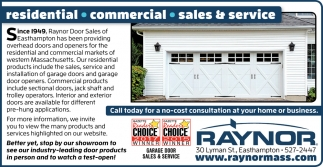 Residential Commercial Sales & Services