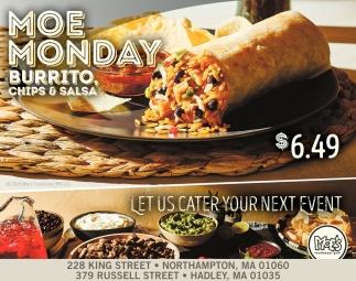 Moe Monday