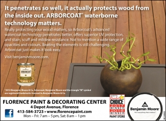 Paint & Decorating Center