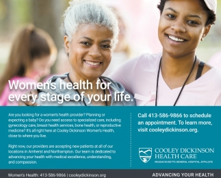 Women's Health for Every Stafe of Your Life