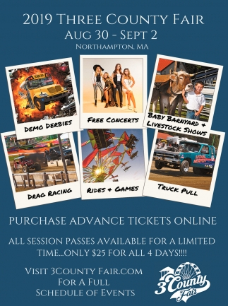 Purchase Advance Tickets Online