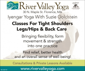Classes for Thight Shoulders