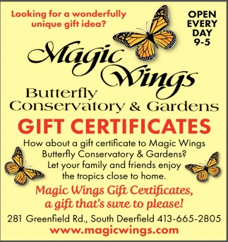 Gif Certificates