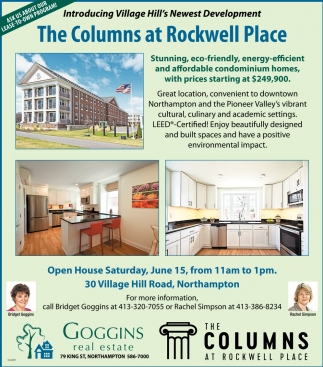 The Columns at Rockwell place