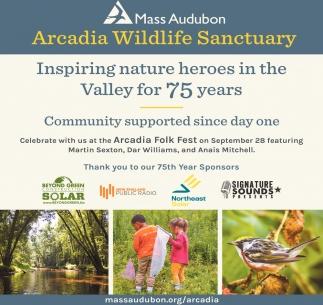 Arcadia Wildlife Sanctuary