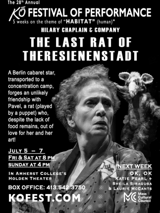 The Last Rat if Theresienenstadt