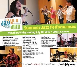 Jazz July