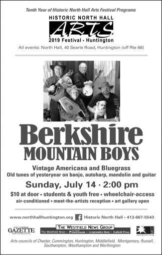 Berkshire Mountain Boys