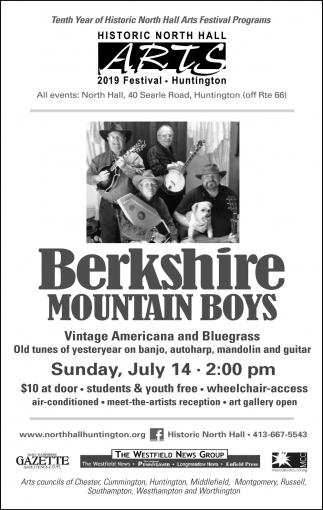 Berkshire Mountain Boys