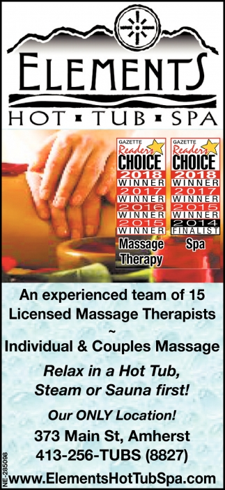 Individual & Couples Massage