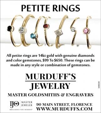 Petite Rings