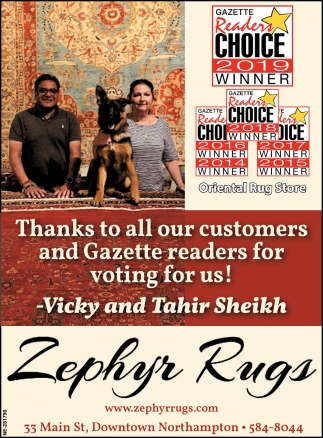 Thanks to All Our Customers