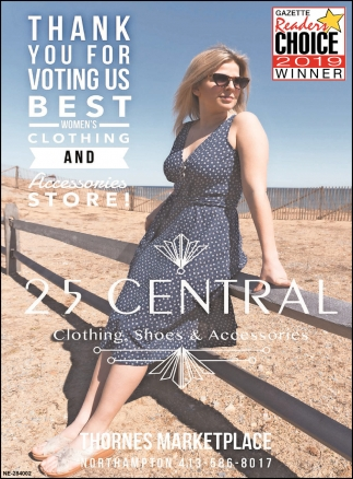 Thank You for VotingUs Best Women's Clothing