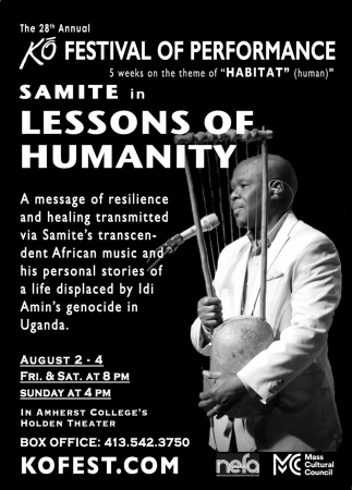 Samite in Lessons of Humanity
