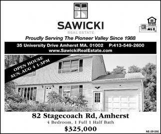 35 University Drive Amherst MA