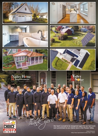 Valley Home Improvement & Valley Solar