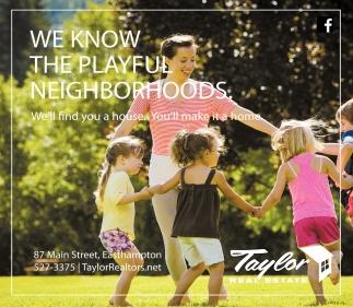 We Know the Playful Neighborhoods