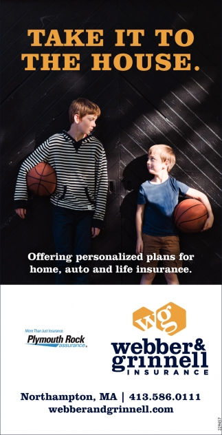 Offering Personalized Plans for Home, Auto and Life Insurance