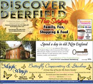 Discover Deerfield