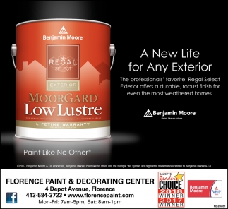 A New Life for Any Exterior