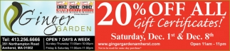 20% OFF All