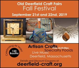 Craft Fairs Fall Festival