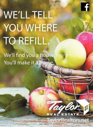We'll Tell you Where to Refill