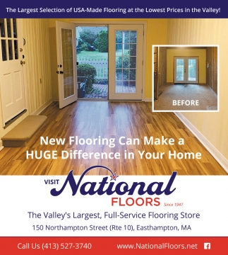 New Flooring Can Make a Huge Difference