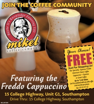 Join the Coffee Community