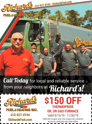 Call Today for Local and Reliable Service