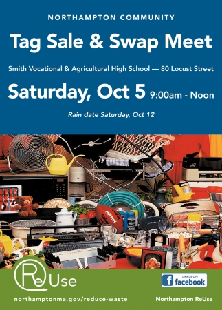 Tag Sale & Swap Meet