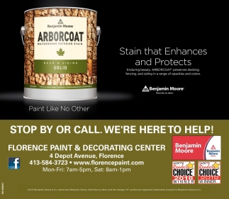Stain that Enhances and Protects