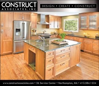 Design. Create. Construct