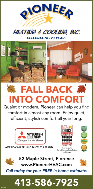Fall Back into Comfort