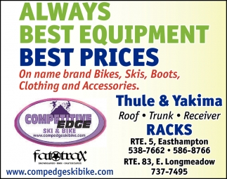 Always Vest Equipment
