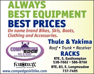Always Vest Equipment