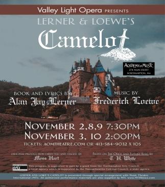 Lerner & Loewe's Camelot