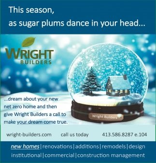 This Season, as Sugar Plums Dance in your Head