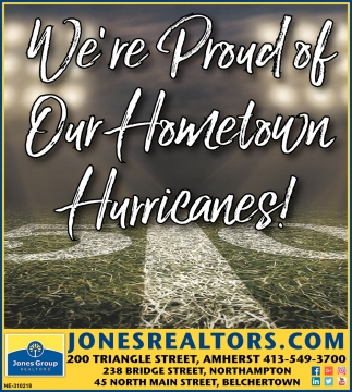 We're Proud of Our Hometown Hurricanes!