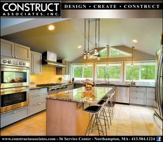 Design - Create - Construct