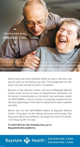 Advancing Care