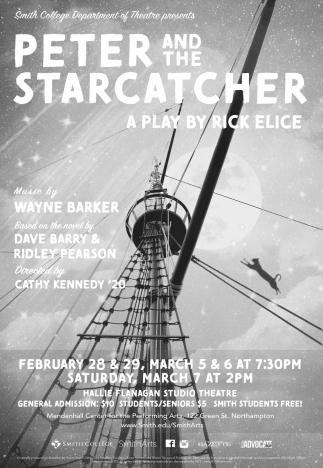 Peter an the Starcatcher