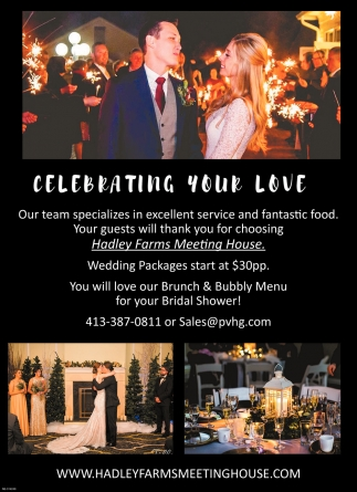 Celebrating Your Love