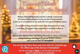 Come and Celebrate the Real Reason for the Season