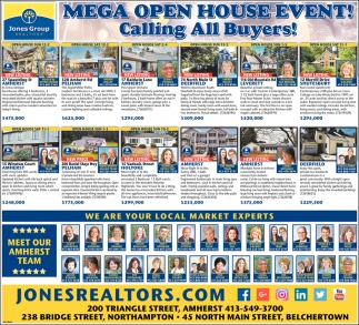 Mega Open House Even