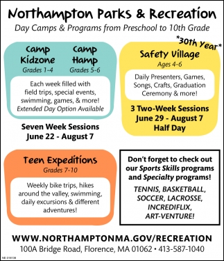 Camps & Programs