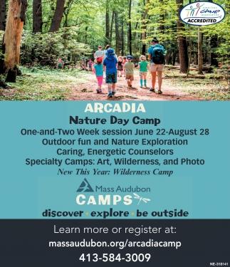 Arcadia Nature Day Camp