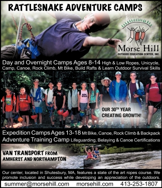 Rattlesnake Adventure Camps