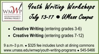 Youth Writing Workshops