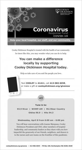Coronavirus Response Fund